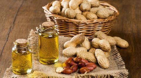 Масло арахисовое, нерафинированное 1л