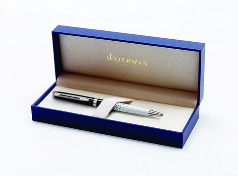 Waterman Hemisphere - Ombres & Lumieres CT, шариковая ручка, M