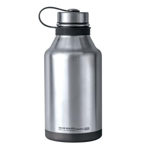 Гроулер-термос для пива Asobu King (1,9 литра), стальной
