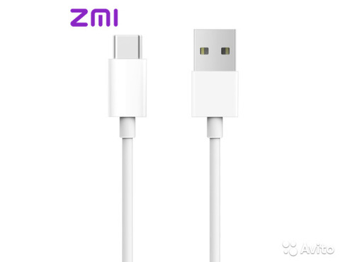 Кабель USB/Type-C Xiaomi ZMI 100см
