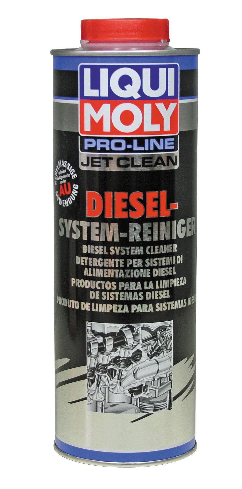 Liqui Moly Pro Line JetClean Diesel System Reiniger Жидкость для очистки дизельных топливных систем