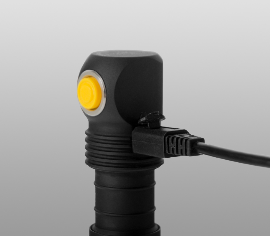 Мультифонарь Armytek Elf C1 Micro-USB - фото 7
