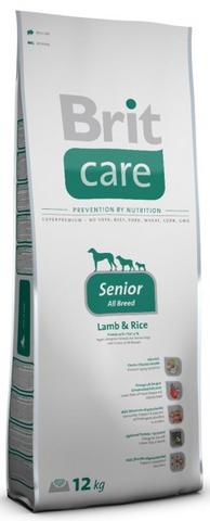 2332 Brit Care Senior All Breed д/пожилых собак старше 7лет 3кг*1