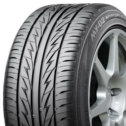 Bridgestone MY02 SPORTY STYLE R17 215/55 94V