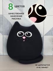 Мягкая игрушка-подушка Gekoko «Кот Уголек» 2
