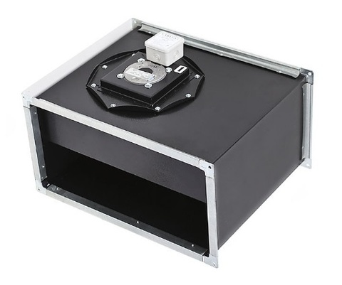 Вентилятор ВК-В4 600х300 D (ebmpapst) канальный, прямоугольный