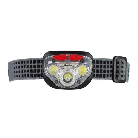 Фонарь светодиодный налобный Energizer HL Vision HD Focus, 315 лм, 3-AAA