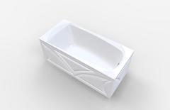 Акриловая ванна 1Marka ELEGANCE 4604613308636 130х70 см