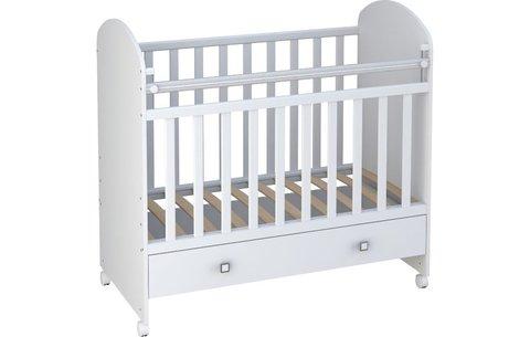 Кроватка детская Фея 700 белый