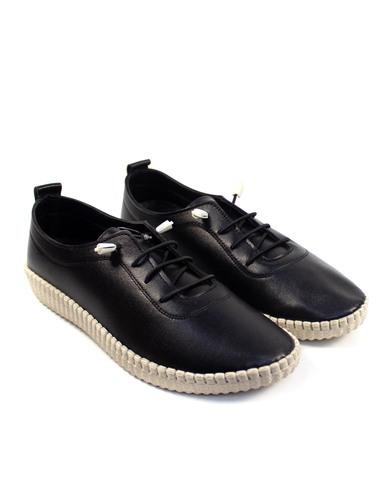 черные туфли Donna Ricco