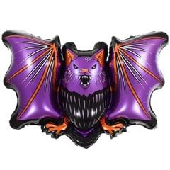 К Фигура Летучая Мышь Фиолетовая 36