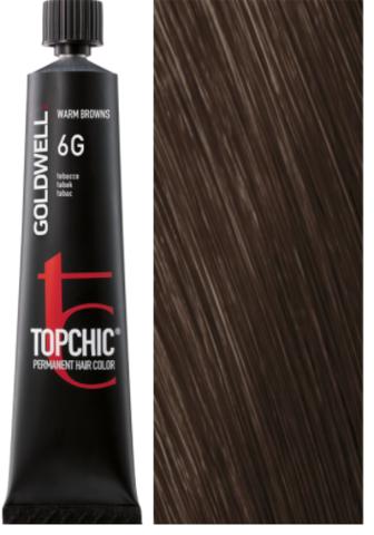 Goldwell Topchic 6G табак TC 60ml