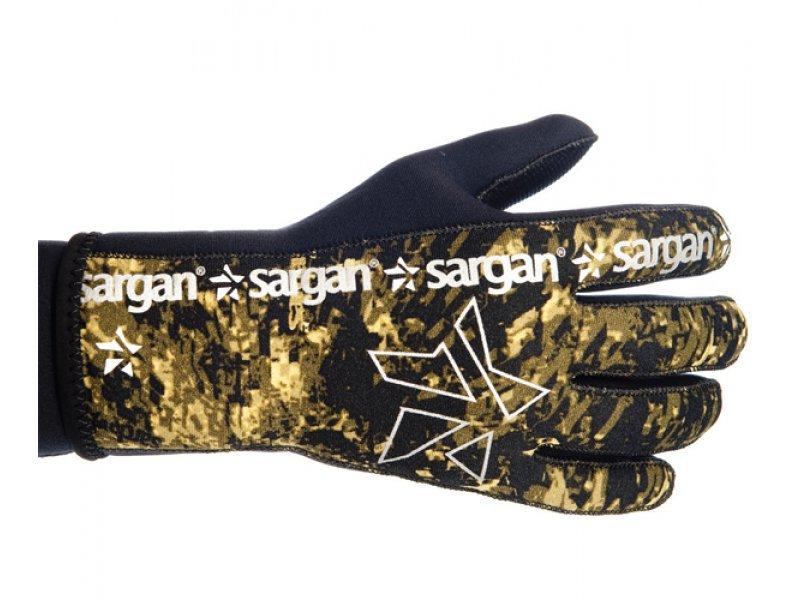 Перчатки Sargan Сарго камо rd2.0 - 3 мм