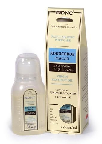 DNC Масло кокосовое для волос, лица и тела 60мл