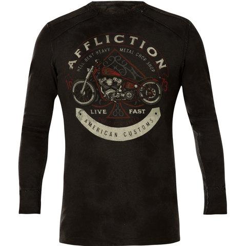 Двусторонний пуловер AC PETINA Affliction