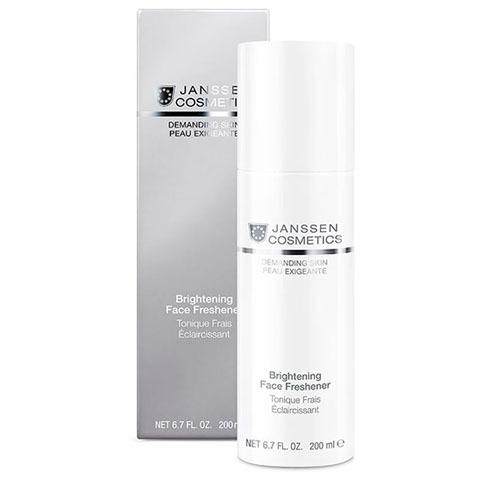 Janssen Demanding Skin: Тоник для сияния и свежести кожи лица (Brightening Face Freshener)