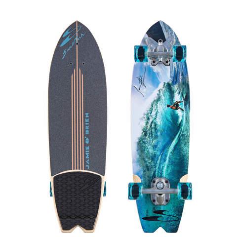 Серфскейт SURFSKATE Jamie O'Brien Pro Model Teahupo'o