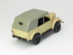 GAZ-69A with awning 1:43 Nash Avtoprom