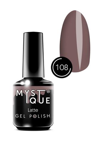 Mystique Гель-лак #108 «Latte» 15 мл