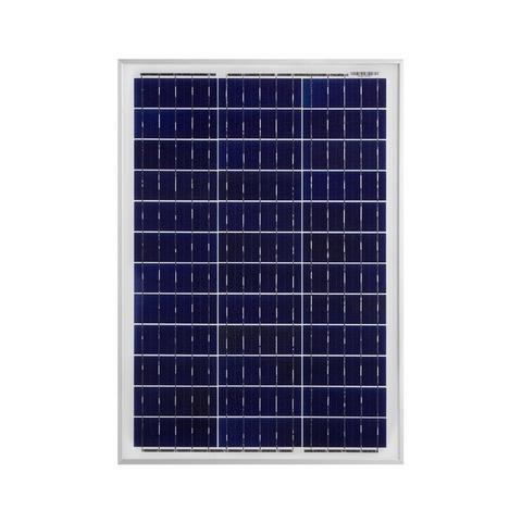Поликристалическая солнечная панель 50 ватт