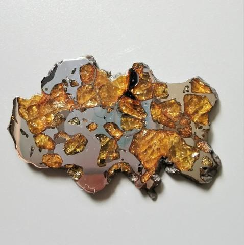 Пластина из метеорита Имилак