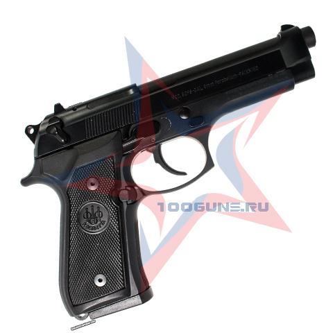 Охолощенный пистолет Beretta model 92 (Беретта M92 9 mm)