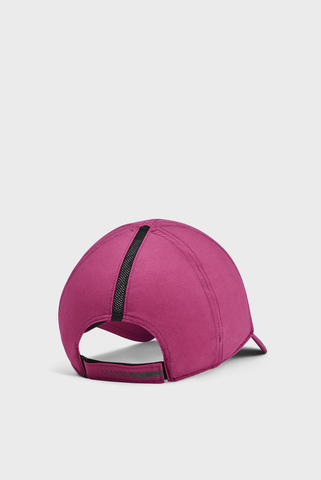 Розовая кепка UA Run Shadow Cap Under Armour