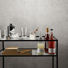 Набор граненых стаканов из 4 шт., 430 мл, фото 5