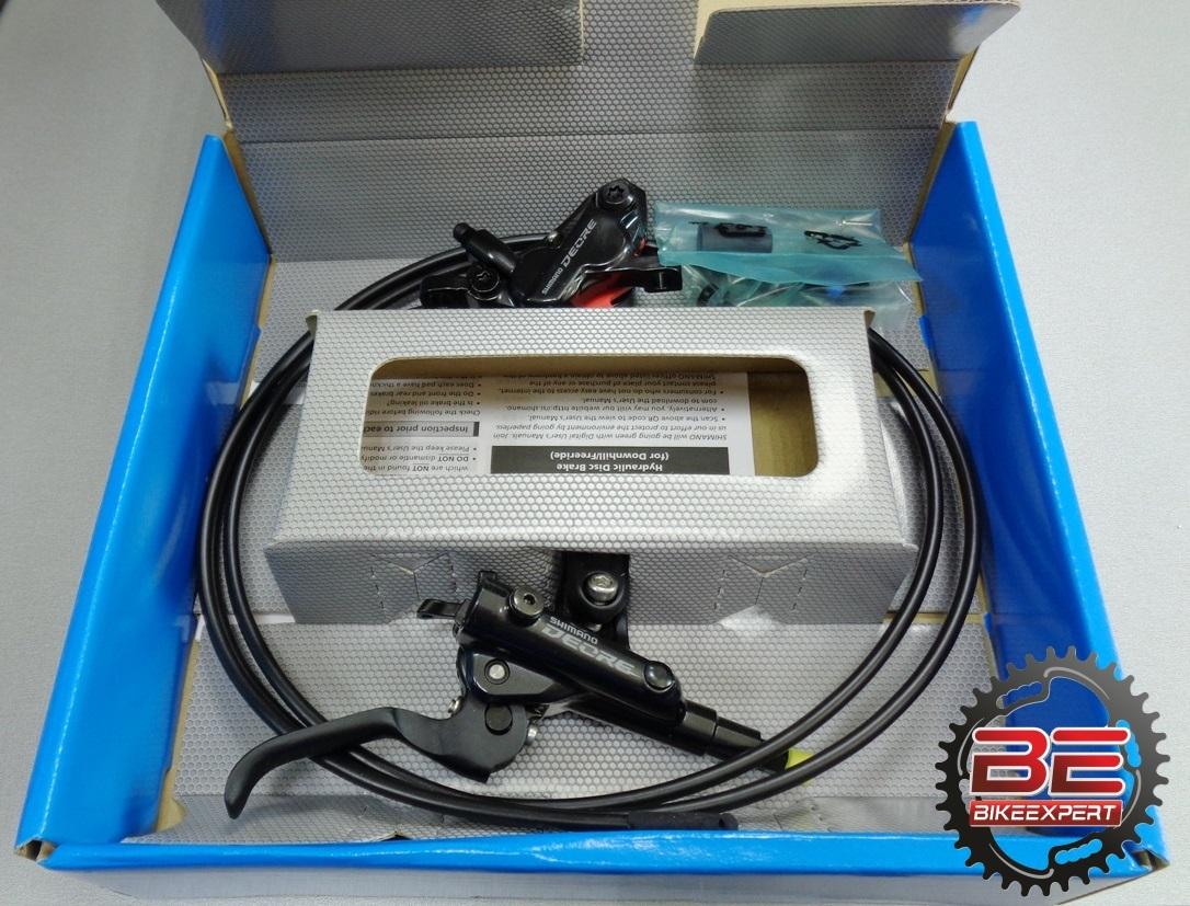 Тормоз гидравлический задний Shimano Deore M6120