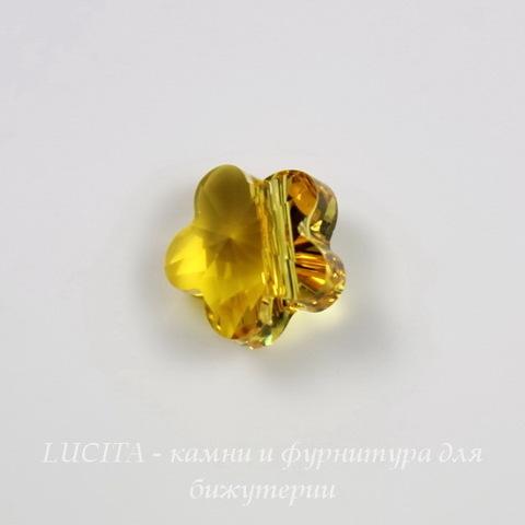 5744 Бусина в виде цветка Сваровски Sunflower 8 мм