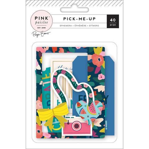 Высечки- Pick Me Up от Pink Paislee