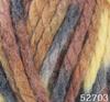Пряжа Himalaya COMBO 52703 (Бежево-серый меланж)