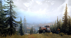 SnowRunner Стандартное издание (PS4, русская версия)