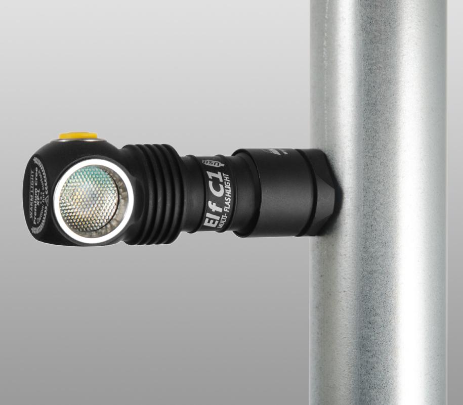 Мультифонарь Armytek Elf C1 Micro-USB - фото 8