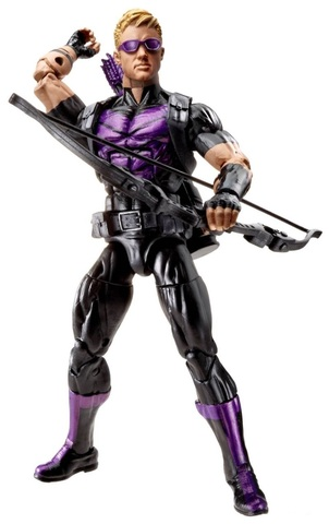 Marvel Legends 2013 Series 02 - Hawkeye