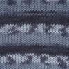 Пряжа YarnArt Crazy Color 652 (Белый,серый,графит)