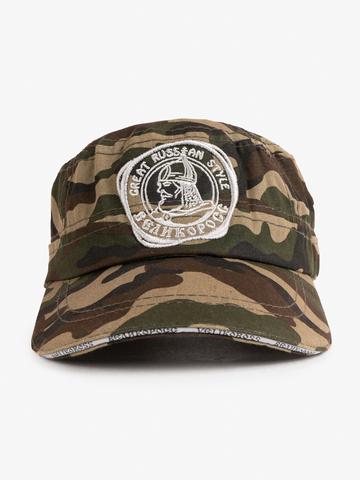 """Camouflage cap Murom """"Peace enforcement"""""""