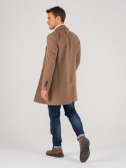 Пальто 282-14 Camel