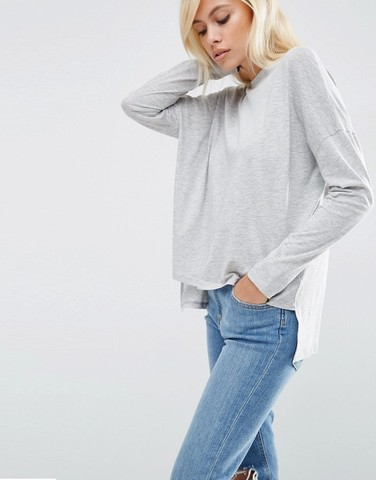 ASOS Oversize Long Sleeved