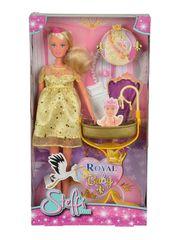 Кукла Штеффи беременная королевский набор 29 см Simba 5737084