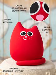 Подушка-игрушка антистресс Gekoko «Кот Искорка» 2