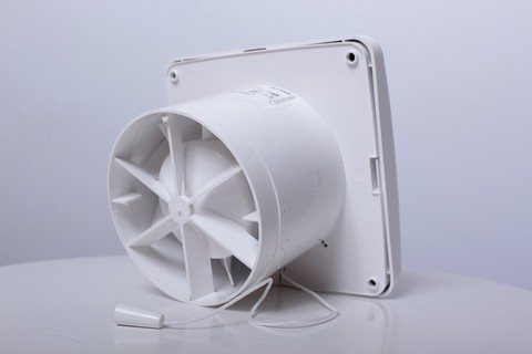 Накладной вентилятор Blauberg Aero 125 T (таймер)
