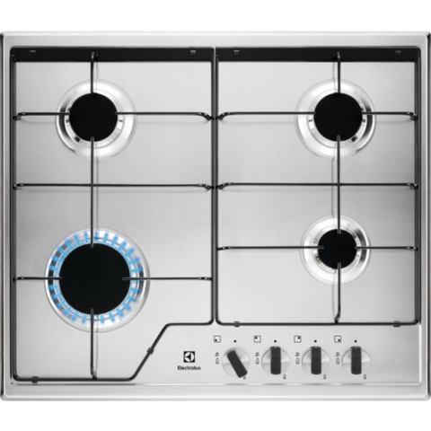 Газовая варочная панель Electrolux GPE262MX