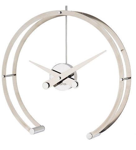 Настольные часы Omega i хром