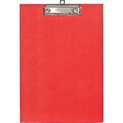 Папка-планшет Attache A4 картонная красная без крышки