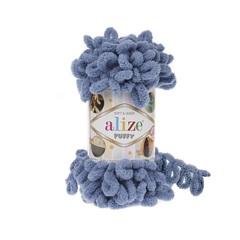 Пряжа Alize Puffy цвет 374