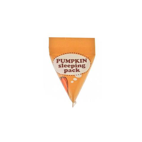TOO COOL FOR SCHOOL Pumpkin Sleeping Pack Sample Многофункциональная ночная маска c ферментами тыквы - 1шт