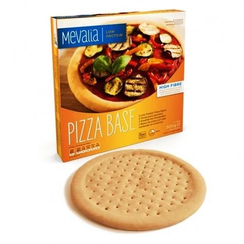 Основы для пиццы (Pizza Base) низкобелк 300гр Mеvаlia Schar