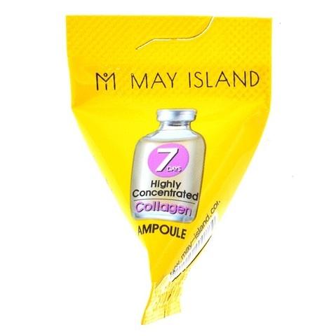 MAYISLAND 7Days Сыворотка для лица с коллагеном May Island Seven Days Collagen Ampoule 3мл