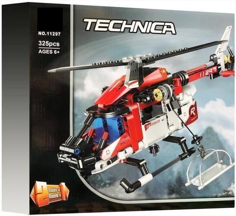Конструктор Lari 11297 Спасательный вертолет